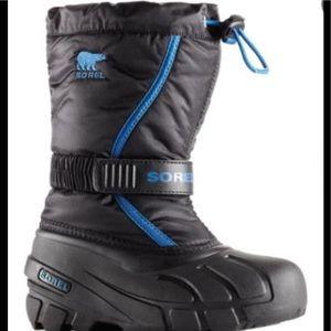 Sorel Big Boy Flurry Snow Boots